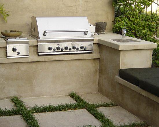 Luxury Garden Grilling