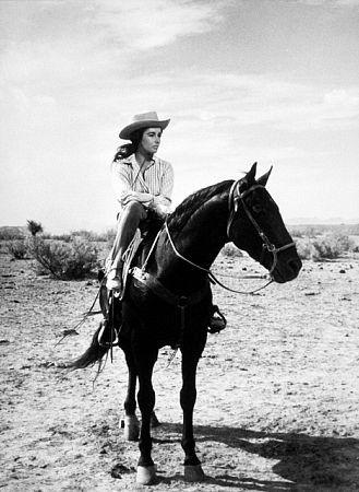 Elizabeth Taylor in Marfa