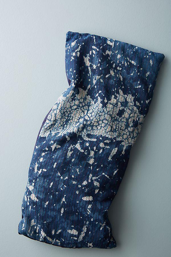 Lavender Spa Pillow in Indigo