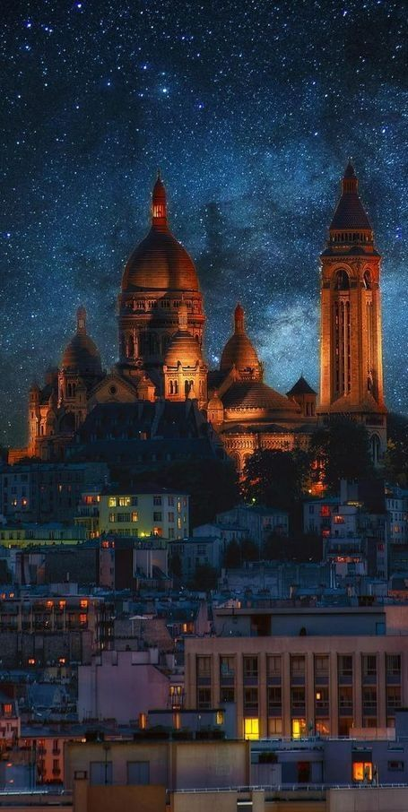 The Magic of Montmartre