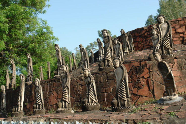 Chandigarh Rock Gardens