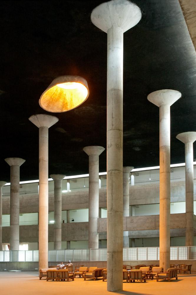 Space Age Columns