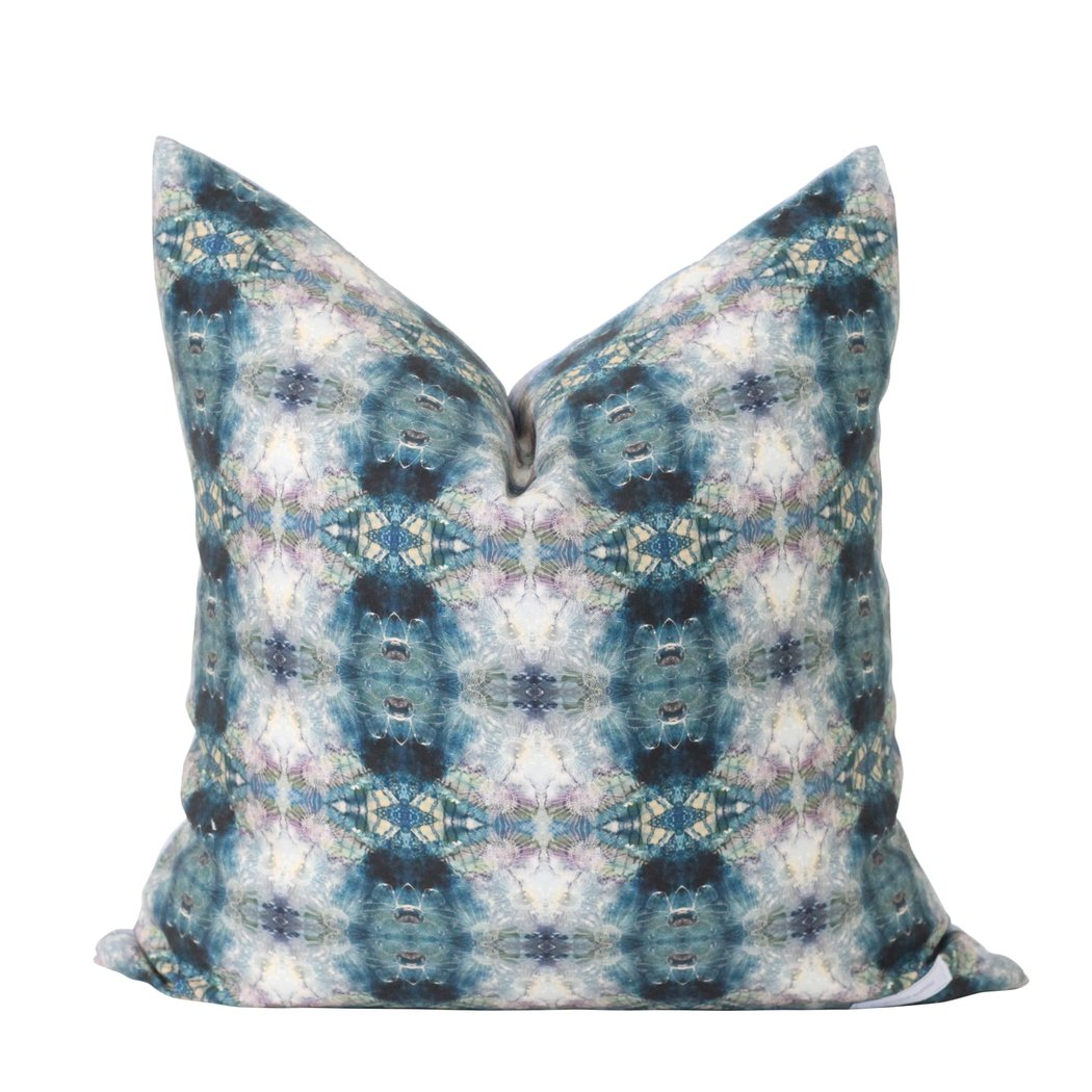 Jade Tree Modern Pillow