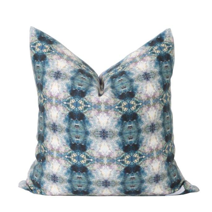 Jade Tree Modern Pillow