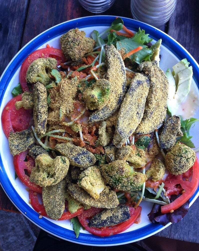 Tarzan Salad