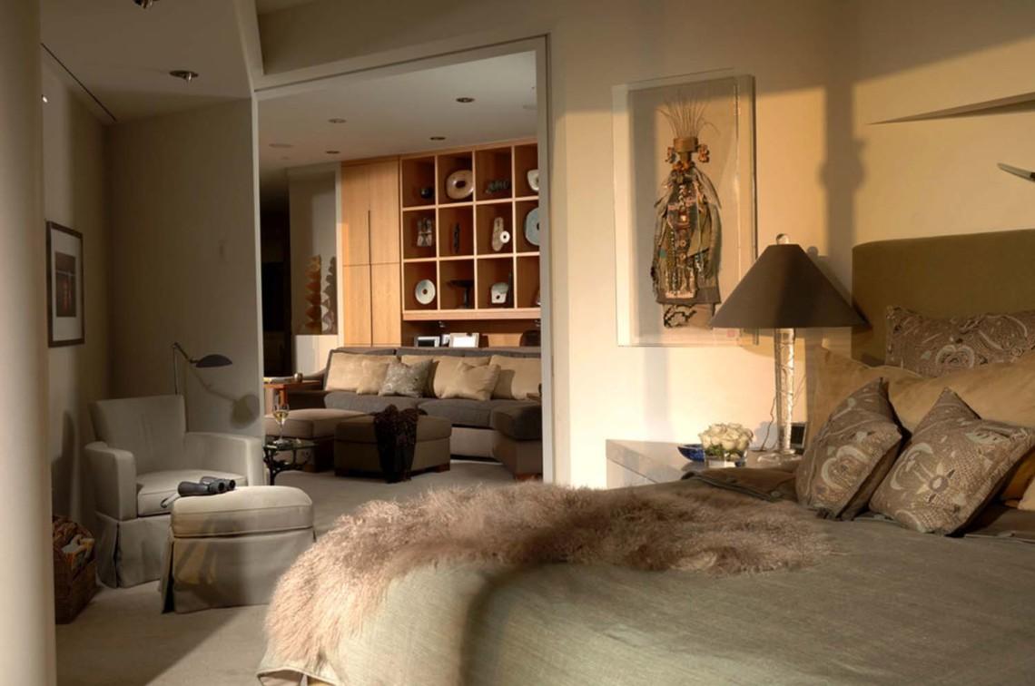 Soft Blush Bedroom