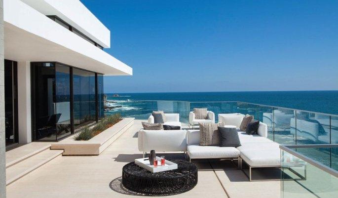 Balconies Over Beaches