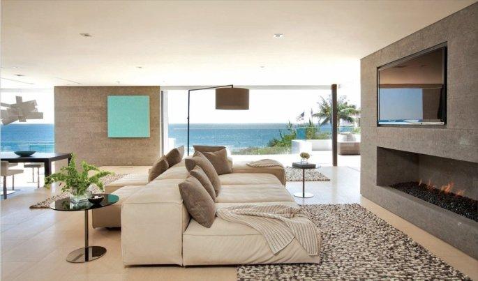 Relaxed, Modern, Sleek
